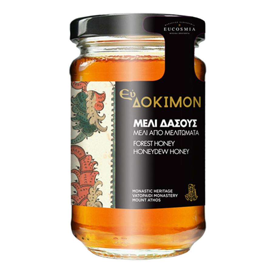 ΕυΔόκιμον Μέλι Δάσους 950g - Ι. Μ. Μ. Βατοπαιδίου