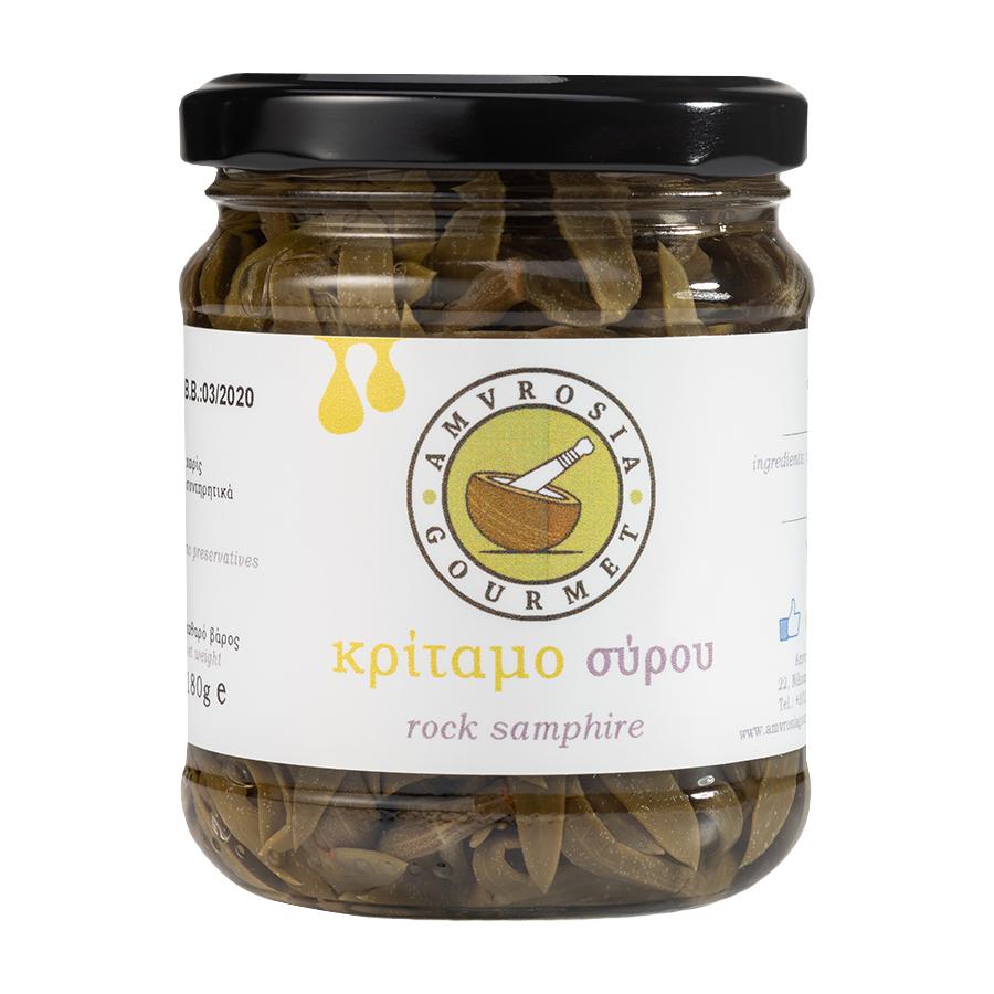 Κρίταμο Σύρου 180g - Amvrosia Gourmet