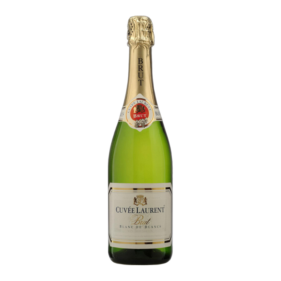 Cuvee Laurent Blanc de Blancs Λευκό 750ml - Les Vins Breban