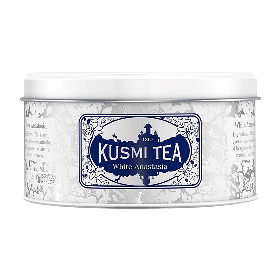 Τσάι White Anastasia 125g - Kusmi Tea