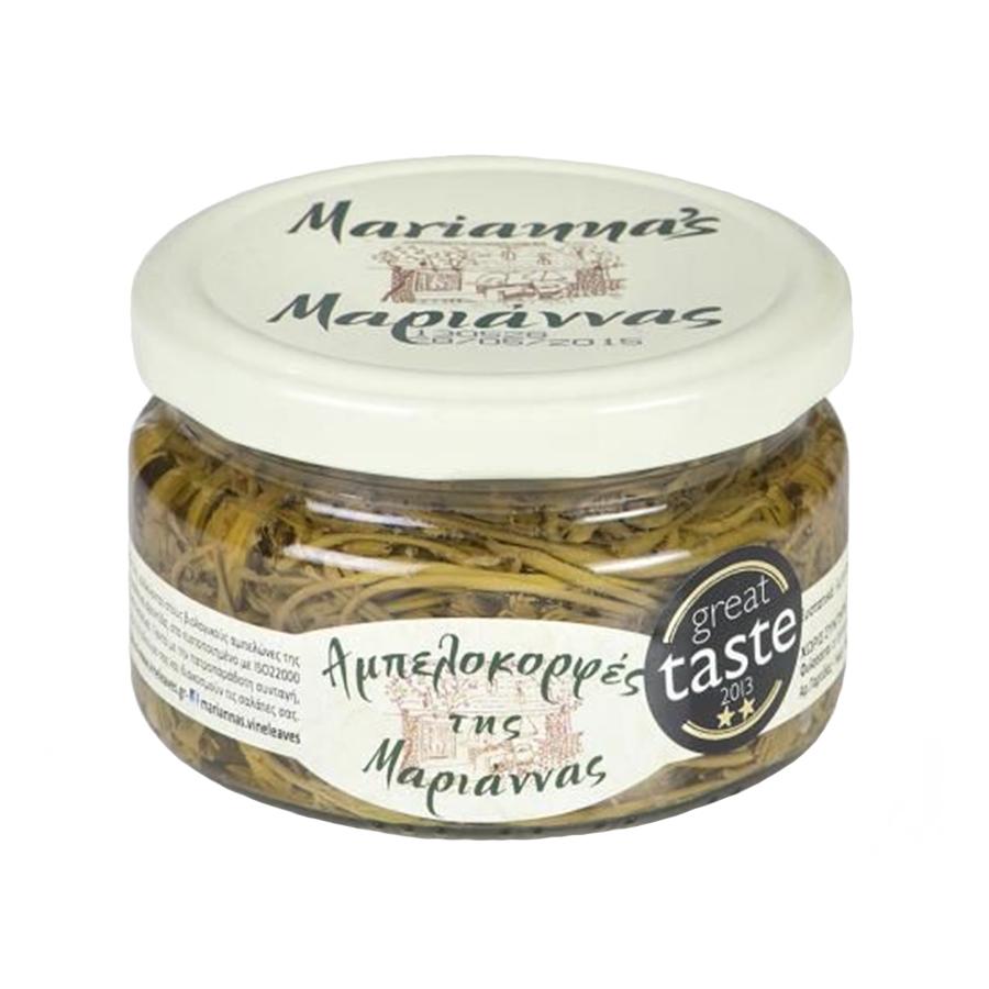 Βιολογικές Αμπελοκορφές 230ml - Μαριάννας