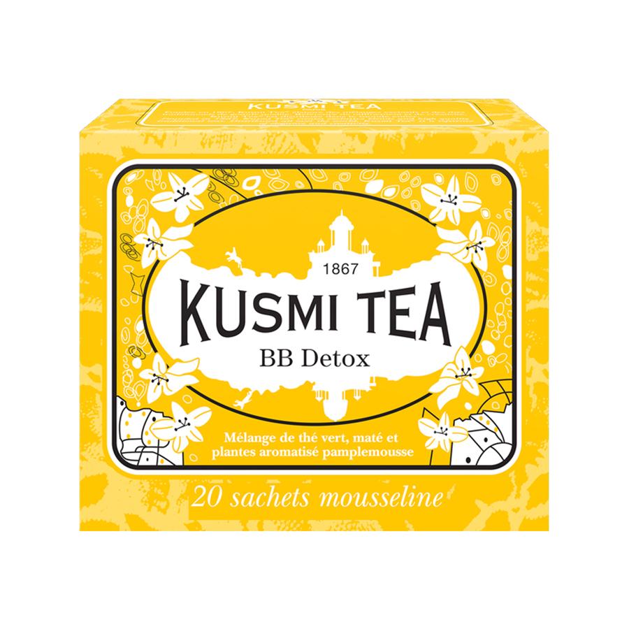 Τσάι Βοτάνων BB Detox 20 φακελάκια - Kusmi Tea