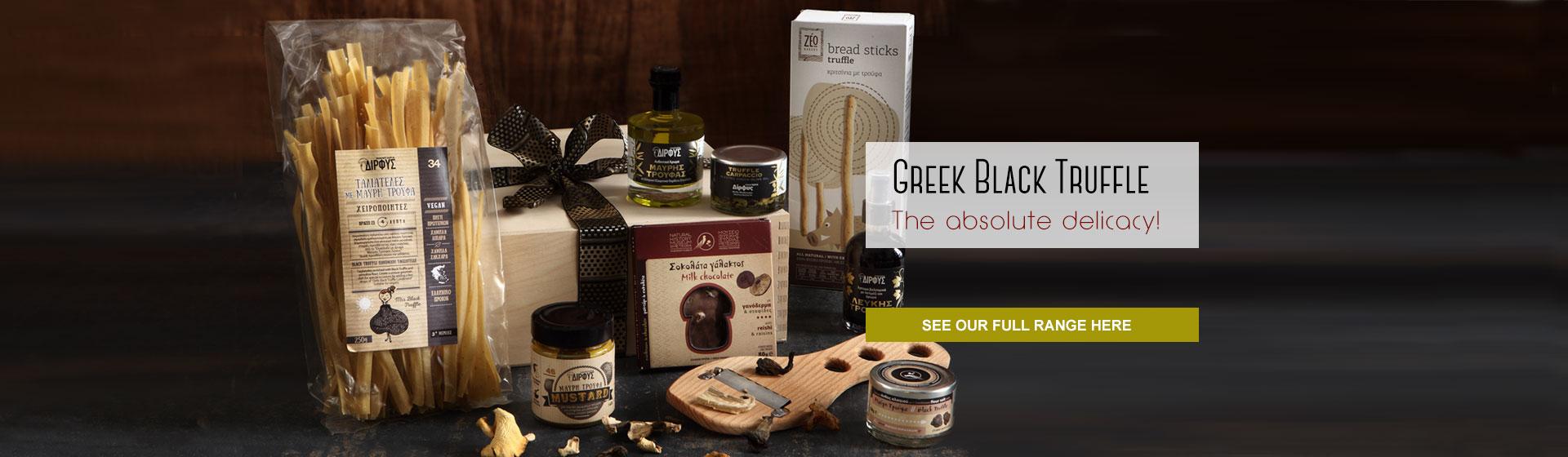 Greek Black Truffle