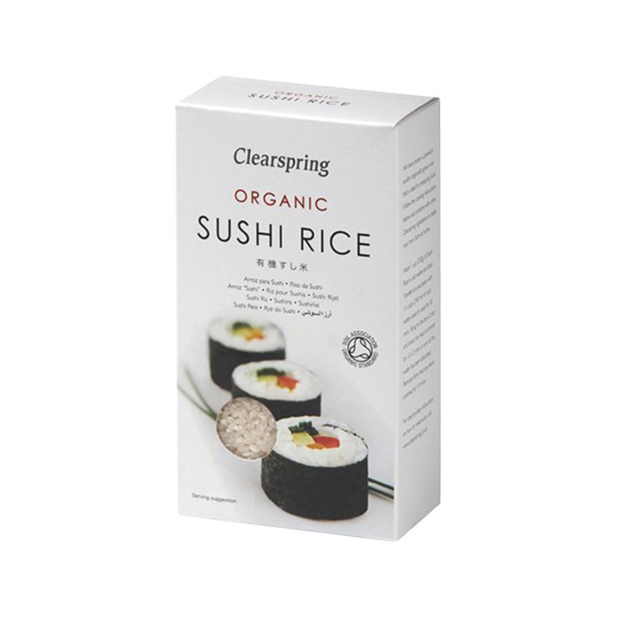 Βιολογικό SUSHI Ρύζι 500g | Clearspring