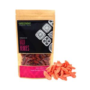 Goji Berry Super Grade BIO 125g - Berries & Nuts