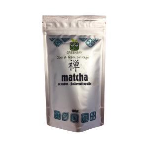Βιολογικό Matcha σε Σκόνη 100g | GreenBay