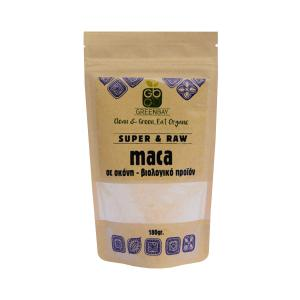 Maca Powder Raw BIO 180g - GreenBay