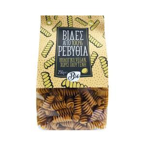 Βίδες από Ρεβύθι 250g | Βιολογικό Ζυμαρικό Χωρίς Γλουτένη | GreenBay