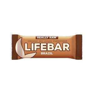 Raw Εnergy Βar with Brazil Nuts 47g - Lifefood