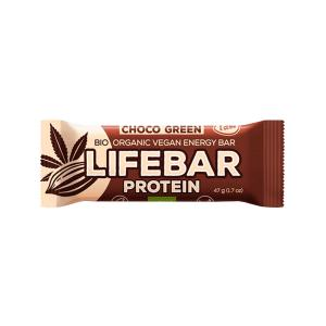 Raw Protein Bar with Chocolate & Hemp 47g - Lifefood