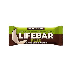 Μπάρα Πρωτεΐνης Σοκολάτα και Πρωτεϊνη Κάνναβης 47g   Βιολογικό Σνακ Χωρίς Γλουτένη   Lifefood
