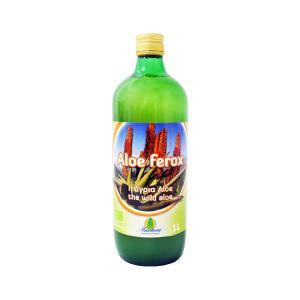 Aloe Ferox Χυμός Άγριας Αλόης 1lt | Βιολογικός Χυμός | Martera