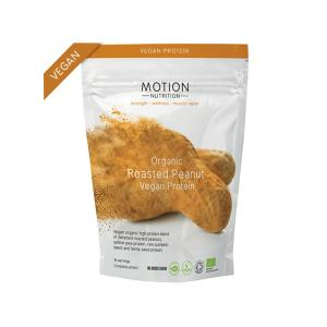 Vegan Peanut Protein 400g - Motion Nutrition