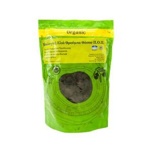Βιολογικές Ελιές Θάσου Θρούμπες 250g | Olis