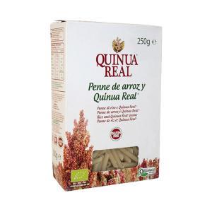 Πέννες Βασιλικής Κινόα 250g | Βιολογικές Πέννες Χωρίς Γλουτένη | Quinua Real