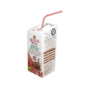 Mini Quinua Drink with Rice and Cocoa 200ml -  Quinua Real