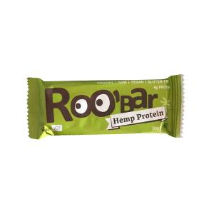 Raw Bar with Hemp 30g - Roo Bar