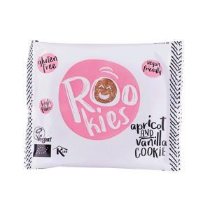'Rookies' Apricot & Vanilla 40g - Roo Bar