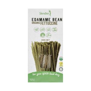 Φετουτσίνι από Φασόλια Edamame 200g | Βιολογικό Ζυμαρικό Χωρίς Γλουτένη | Slendier
