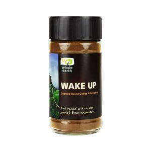 Wake Up | Βιολογικό Υποκατάστατο Καφέ με Γκουαρανά Χωρίς Ζάχαρη 125g | Whole Earth