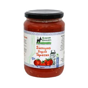 Tomato Juice with Seeds no added salt 720ml - Πράσινο Μονοπάτι