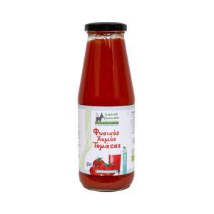 Βιολογικός Φυσικός Χυμός Τομάτας Χωρίς Αλάτι 720ml | Πράσινο Μονοπάτι