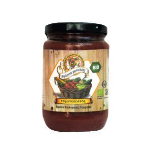 Tomato Cubes no added salt 720ml - Πράσινο Μονοπάτι