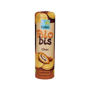 Biscuits with Chocolate Filling BIO 300g - Pural