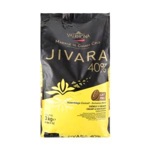 Σοκολάτα Γάλακτος Jivara 40% (Beans) 3Kg - Valrhona