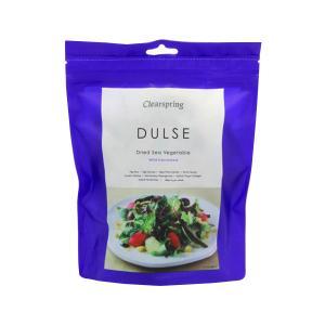 Dulse   Organic Dried Sea Vegetable 30g   Clearspring