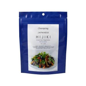 Hijiki | Dried Sea Vegetable 50g | Clearspring