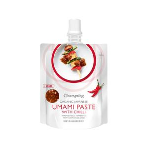 Umami Paste with Chilli 150g | Clearspring