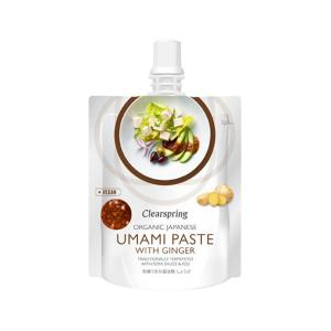 Umami Paste with Ginger 150g | Clearpsring