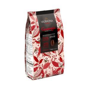 Μαύρη Σοκολάτα Guanaja 70% (Beans)  3Kg - Valrhona