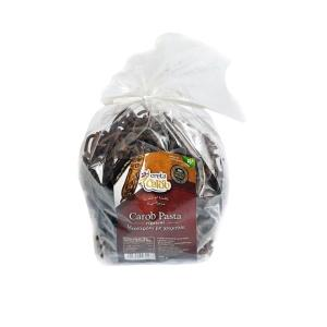 Rigatoni Μακαρόνι με Χαρούπι 500g | Κρητικό Ζυμαρικό με Χαρουπάλευρο | Creta Carob