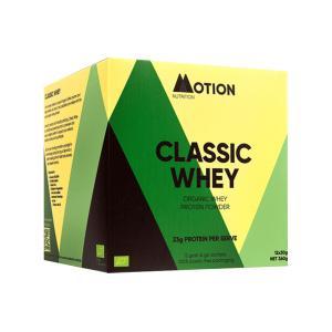 Βιολογική Πρωτεΐνη Ορού Γάλακτος Whey Φυσική Χωρίς Γλουτένη 360g | Motion Nutrition