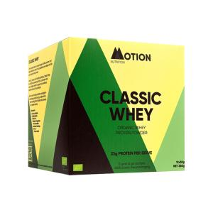 Organic Whey Protein Powder Classic Gluten Free 360g | Motion Nutrition