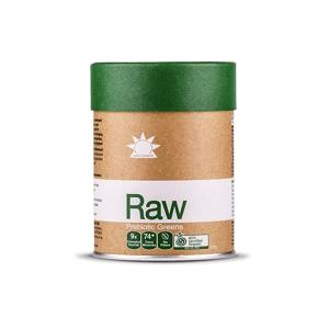 Organic Raw Prebiotic Greens 120g | Amazonia