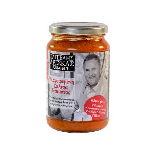 Tomato Sauce 340g | Ready to Use | Vangelis Driskas