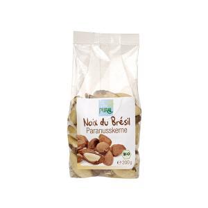 Βιολογικά Καρύδια Βραζιλίας 150g | Vegan Χωρίς Αλάτι | Pural