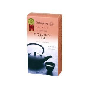 Organic Oolong Tea 40g |Vegan Vegetarian No added Sugar | Clearspring