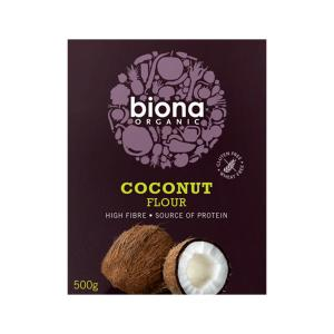 Coconut Flour Gluten Free 500g | Organic Vegan | Biona