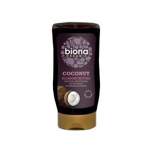 Coconut Blossom Nectar 350g |Organic Vegan Natural Sweetener | Biona