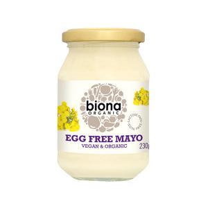 Egg Free Mayonnaise 230g | Organic Vegan | Biona
