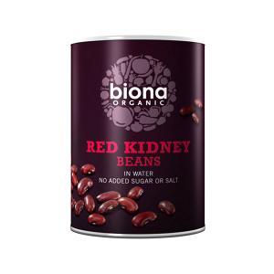 Red Kidney Beans 400g |Organic Vegan | Biona