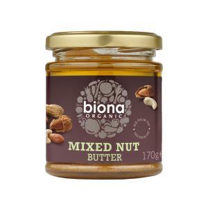 Βούτυρο Mix Ξηρών Καρπών 170g | Βιολογικό Vegan | Biona