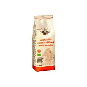 Gluten Free Chestnut Flour 350g | Organic Vegan | Bauckhof