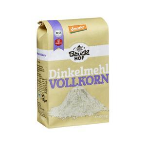 Wholegrain Spelt Flour 1Κg | Organic Vegan | Bauckhof