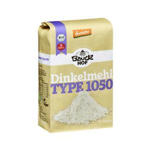 Semi Wholegrain Spelt Flour Τ1050 1Κg | Organic Vegan No Added Salt | Bauckhof