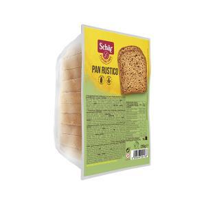 Pan Rustico Πολύσπορο Ψωμί σε Φέτες Χωρίς Γλουτένη 250g | Vegan Χωρίς Λακτόζη | Dr Schar
